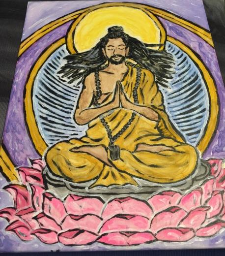 black-buddha
