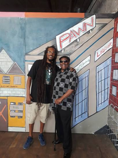 Abrams Creative Space (Khaldun and Pops Goldee)