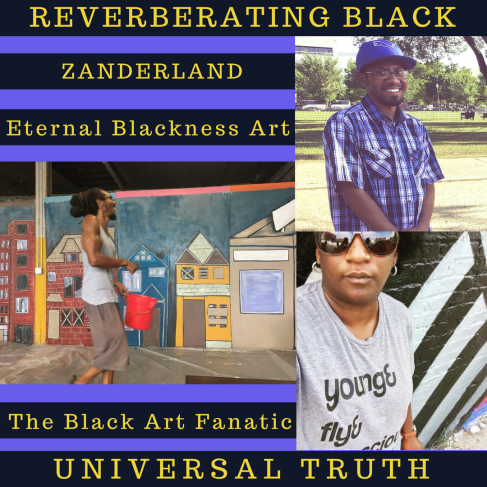 From podcasts to films to art exhibits - Artist Collective Reverberating Black Universal Truth via Multimedia (1)