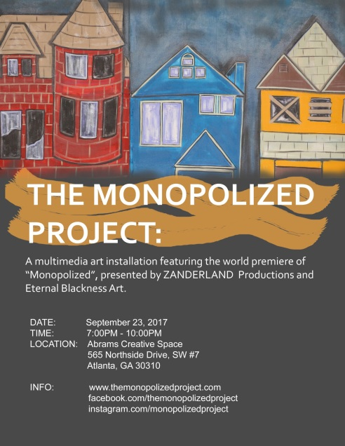 The Monopolized Project Official Event